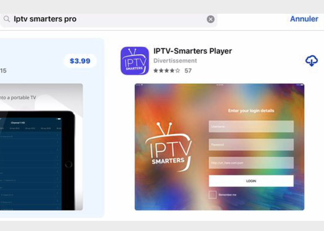 How to setup iptv smarters pro on iOS Devices and configure your